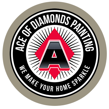 Ace of Diamond Painting Logo